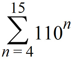 mathematik sigma